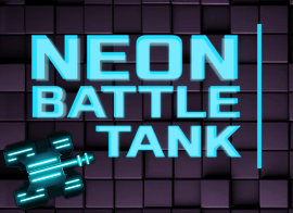 Neon Battle Tank