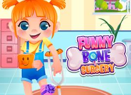 Funny Bone Surgery