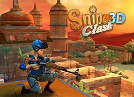 Sniper 3D Clash