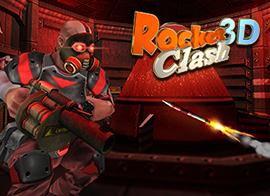 Rocket 3D Clash